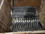 폴란드 죔쇠 케이블 굴렁쇠 폴란드 굴렁쇠 전력 Ftting /Fastener