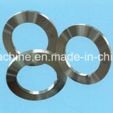 Placa de aço longitudinal que corta a lâmina de estaca