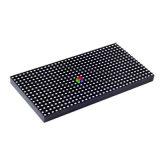 Schermo esterno di colore completo del TUFFO P8 di LED della visualizzazione del modulo 256*128 millimetro 32*16 di colore esterno LED del pixel P8 RGB 7