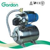 Pompa delle acque pulite dell'acciaio inossidabile del getto del raggruppamento con il manometro