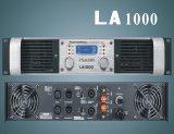 Amplificador de potencia de disco profesional LCD (LA1000)