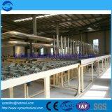 Produzione della scheda di gesso - 18 milioni di metri quadri della linea di uscita annuale