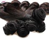 Tessuto brasiliano dei capelli del regalo di natale, 100% tessiture dei capelli umani di Remy