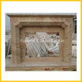 Мраморный каминная доска каменного камина гранита песчаника