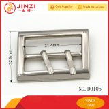 Belt Buckle Double Prongs Center Bar / Double Two Tongues / Factory Wholesale
