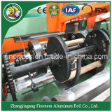 El papel de aluminio y silicio Máquina de Corte y rebobinado de papel