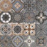 Porcelana esmaltada de cerámica vitrificados cuerpo completamente rústica decoración de tejas de cemento de Matt (001) 600x600mm para pared y el suelo