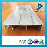 Profilo di alluminio di alluminio dell'espulsione per il portello personalizzato della finestra