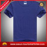 100% coton peigné de promotion des hommes T-shirt avec l'impression, la compagnie aérienne T-shirts