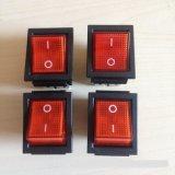 Interrupteur de protection contre les surcharges de commutateur à bascule LED Protector