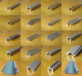 Riga di alluminio bordo a forma di della guarnizione delle mattonelle di T decorativo per il testo fisso della pavimentazione