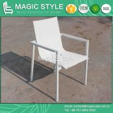 Quatro cores Textil Piscina cadeira e mesa para Hotel