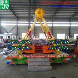 Conduites de rotation de parc à thème de bateau de pirate d'amusement à vendre (BJ-RR03)