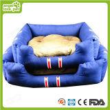 Base di sofà divertente del cane di animale domestico della peluche di figura rotonda