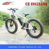 セリウムの証明の500W 48Vの脂肪質のタイヤの電気バイク