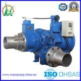 De draagbare Post van de CentrifugaalPomp van de Irrigatie van de Dieselmotor Landbouw