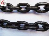 /Welded油をさされるDIN 763鋼鉄リンク鎖直径10mm