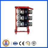 La construcción del motor de elevación de construcción del motor de elevación, Reductor de velocidad