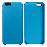 La línea de cuero clásico Teléfono celular de TPU para iPhone 6plus