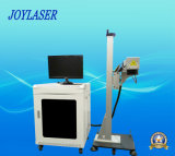 Automatische Fliegen-Laser-Markierungs-Maschine für nichtmetallisches Material