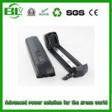 Downtube-2 type batterie électrique de vélo de pack batterie du lithium 48V13ah avec la cellule de batterie de qualité