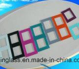 Marco de cristal lujoso de Swith con varios estilos del color