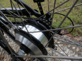 La bicyclette électrique puissante de vente chaude de la ville 2016 avec la pédale a aidé