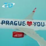 39,5cm 1/100 B737-800 Prague Kits modèles d'avion en plastique