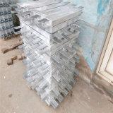 Marina de sacrificio de zinc ánodo del ánodo marina Equipo Outfitting Aluminio Zinc ánodo