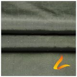 água de 75D 240t & do Sportswear tela 100% tecida do Pongee do poliéster do jacquard da manta do diamante da pele do pêssego do Pongee para baixo revestimento ao ar livre Vento-Resistente (53050A)