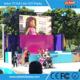 P5mm Innenmiete SMD farbenreiche LED-Bildschirmanzeige für Stadium