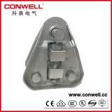 Abrazadera de Suspensión de Cable de Aluminio Galvanizado Hot-DIP