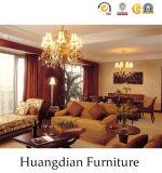 주문을 받아서 만들어진 호화스러운 침실 가구 환대 산업 (HD820)