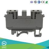Кабельный соединитель винта блока Jut1-4/2-2 Dinrail проводки терминальный электрический