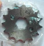Pignons de moto de prix usine avec les pivots compacts