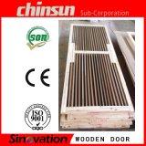 Puerta de madera del nuevo diseño con gran precio