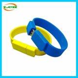 Creativo colorido 1g / 2g / 4G / 8g / 16g / 32g Bracelet Style U Disk