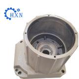 Usine OEM Custom moulé, revêtement de poudre de sablage de lumière LED moulage sous pression en aluminium du dissipateur de chaleur