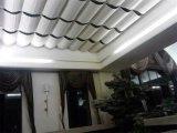 Sonnenschutz Stoff für Rolläden und Gewebe Stock Textil-Bestände