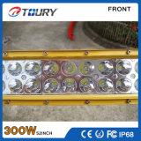 Indicatore luminoso del motociclo, barra chiara automatica degli accessori 4WD 4X4 300W LED