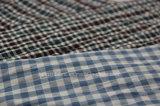 Tessuto tinto della piega del filo di cotone