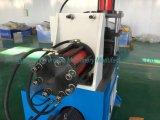 Máquina de perfuração do arco Plm-CH100 para a extremidade da câmara de ar