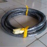 Tubo flessibile di gomma allineato di ceramica per la pianta del cemento