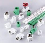 tubulação de 20~110mm PPR para a água/oxigênio, tubulação econômica de PPR para o cabo ou fio