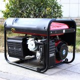 Bison (China) BS6500L 5kw 5kVA CE Certified Frame Round Electric Start Soldagem Gasoline Generator