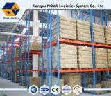 Het op zwaar werk berekende Rekken van de Pallet van het Pakhuis van de Logistiek van de Nova