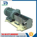 Bomba de acero inoxidable higiénico Rotor