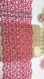 مخزون بيع بالجملة [18.5كم] عرض تطريز نيلون شريط بوليستر تطريز شريط بناء لأنّ لباس داخليّ شريكة & بيتيّة نساج & ستر زخرفة زركشة
