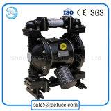 25 mm-pressluftbetätigte (pneumatische) Aluminiummembranchemische Pumpe (AODD)