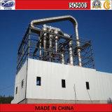 Máquina de secagem de fluxo de ar Negation para sensível ao calor